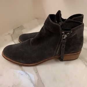 Dolce Vita Grey Ankle boots Size 11